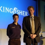 Ellen MacArthur Renews Sponsorship with Kingfisher