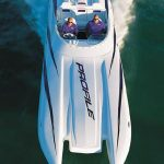 Profile 28′ Cat: Performance Test