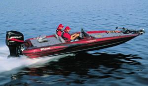 Bass Amp Walleye Boats Top Guns Part V Boats Com