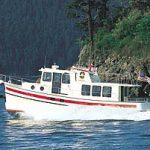 Nordic Tug 42: Sea Trial