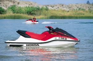 Honda Jet Ski >> Honda Aquatrax F 12x Turbocharged Boats Com