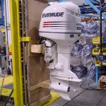 Johnson and Evinrude Outboards Fire Up