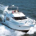 Silverton 39 Motor Yacht: Sea Trial