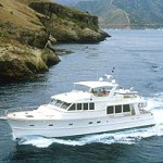 Grand Banks Aleutian Class 64: Sea Trial