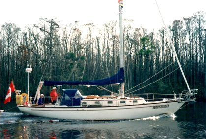 Alberg 37: Unmistakably Classic - boats com