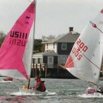 Cape Cod Frosty: World's Smallest Racing Dinghy