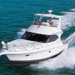Silverton 38 Convertible: Sea Trial