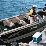 Lund Adventure Fisherman 1700: Performance Test