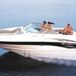 Sea Ray 220 Sundeck: Performance Test