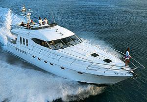 Viking Sport Cruiser 68 Motor Yacht Sea Trial