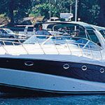 Maxum 3700 SY: Sea Trial