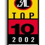 SAIL Magazine's Top Ten Awards for 2002