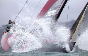 Photo by Thierry Martinez / Alinghi Team