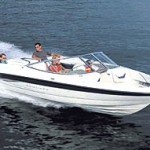 Bayliner 205: Performance Test