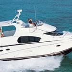 Silverton 35 Motor Yacht: Sea Trial
