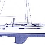 Beneteau 411: Blue Water Boat