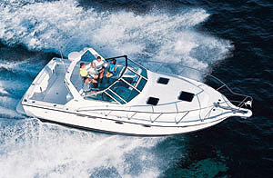 It's no surprise that the Tiara 3100 keeps popping up on Sea magazine's list of most desirable brokerage boats.