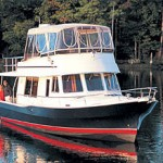 Mainship 400 Trawler: Sea Trial
