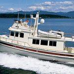 Nordic Tug 52 Fast Trawler: Sea Trial