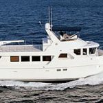 Ocean Alexander 700 Mark I Classicco: Sea Trial