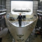 Mirabela V: World's Biggest Single-Masted Yacht Launched at VT