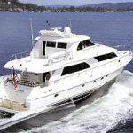 Ocean Alexander 78 Motoryacht: Sea Trial
