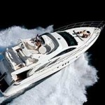 Azimut 55: Sea Trial
