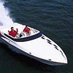 Howard 25 Bullet: Powerboat Performance Report