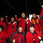 Cheyenne Sets New 'Round The World Sailing Record