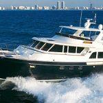 Marlow 61 Explorer:  Sea Trial
