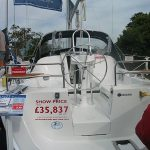 Legend 27 Introduced at 2004 Southampton Boat Show