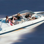 Bayliner 225 Bowrider: Performance Test
