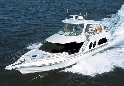 Blue Water Boats >> Bluewater 6000 Sea Trial Boats Com