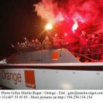 Orange II Smashes the Round the World Sailing Record