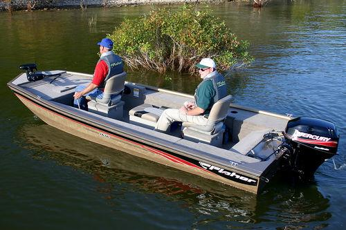 New Boats For 2005 15 To 17 Foot Fishing Boats Boats Com