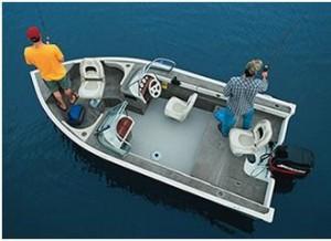 New boats for 2005 2006 aluminum fishing boats for Monark fishing boats