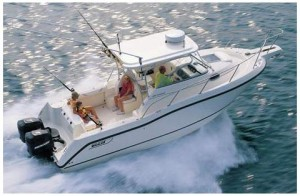 2006 Boston Whaler 255 Conquest