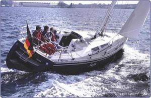 2006 Comfortina 35