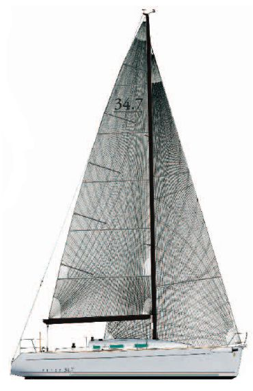 First 10r Preview Of 34 Footer From Beneteau Boats Com