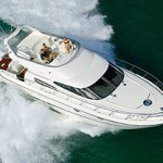 Cranchi Atlantique 48: Sea Trial