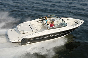 For 2006, Monterey is adding the 234 FS and 234 FSX to its lineup of sportboats.