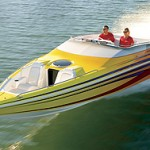 Advantage 28 Victory: Powerboat magazine Performance Report