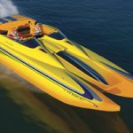 Eliminator 28 Daytona: Powerboat magazine Performance Report