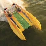Dave's Custom Boats Mach F-29: Powerboat magazine Performance Report