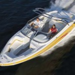 Formula 240 Bow Rider: Powerboat magazine Performance Report