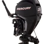 The Outboard Expert: Mercury Marine EFI 25/30 Outboard Under the Microscope