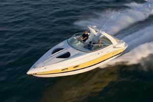 The 315 boasts sleek lines, superior handling and trademark Baja technology.