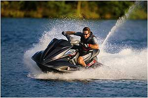"Yamaha's FX SHO Series personal watercraft has been named 2008 ""Watercraft of the Year"" by WaterCraft World magazine."