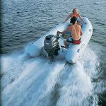 The Outboard Expert: Frisky New 40s from Honda and Yamaha