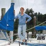 Basic Sailing and Seamanship: Sail Trim 101